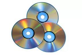 История появления CD дисков