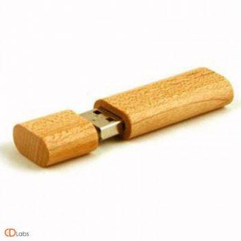 Деревянная флешка Бук