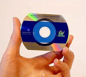 DVD-Визитка
