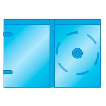 Blu-Ray DVD Box