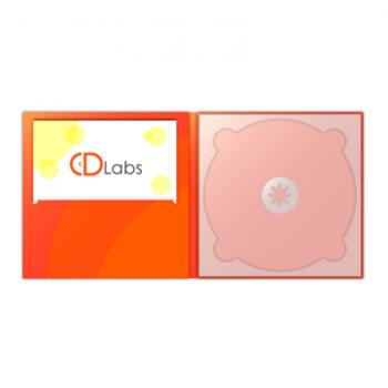 CD Digi Pack с просечкой
