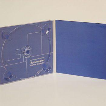 Упаковка для диска (PlanDesigner)