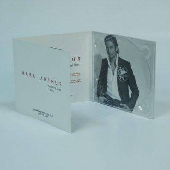Упаковка для диска (Marc Arthur)