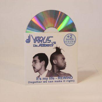 Упаковка для диска (DJ Yarus)