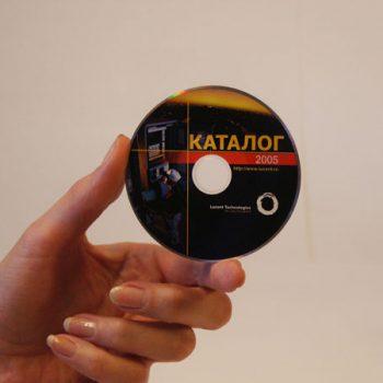 Мини диск (Каталог 2005)