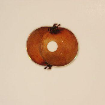 Фигурный диск (Гранат)