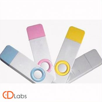 Пластиковая флешка высокоскоростная под логотип