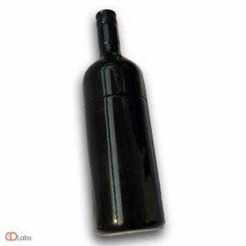 Пластиковая флешка бутылка