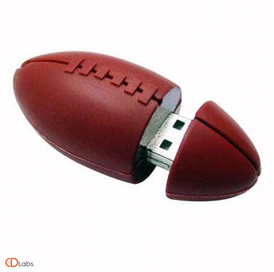 Флешка — мяч