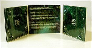 CD DigiPack (диджипак)