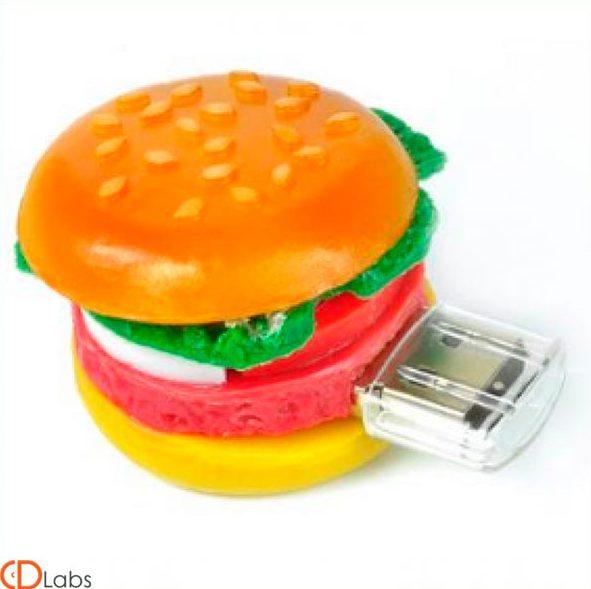 Флешка PVC-3D Гамбургер